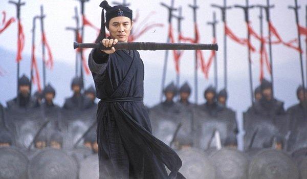 Hero Jet Li Battle