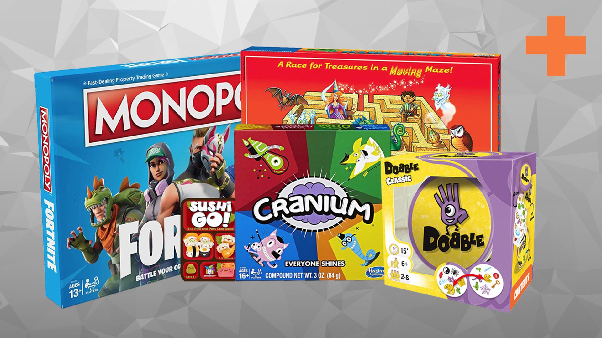 Board Games For Kids Top Picks For Family Fun Gamesradar