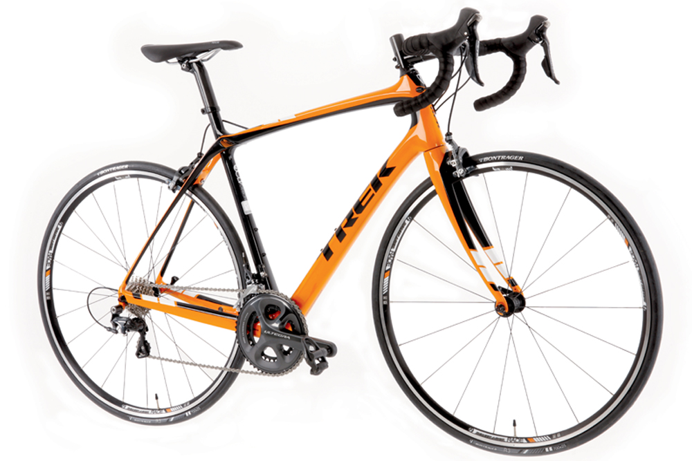 Trek Domane 5 2 review - Cycling Weekly