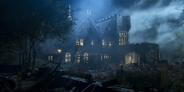 The Haunting of Hill House The Mansion Netflix