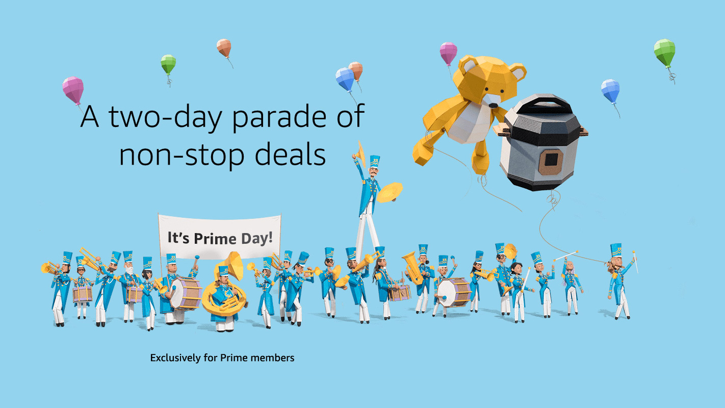 All the best Prime Day deals for artists and designers | Creative Bloq