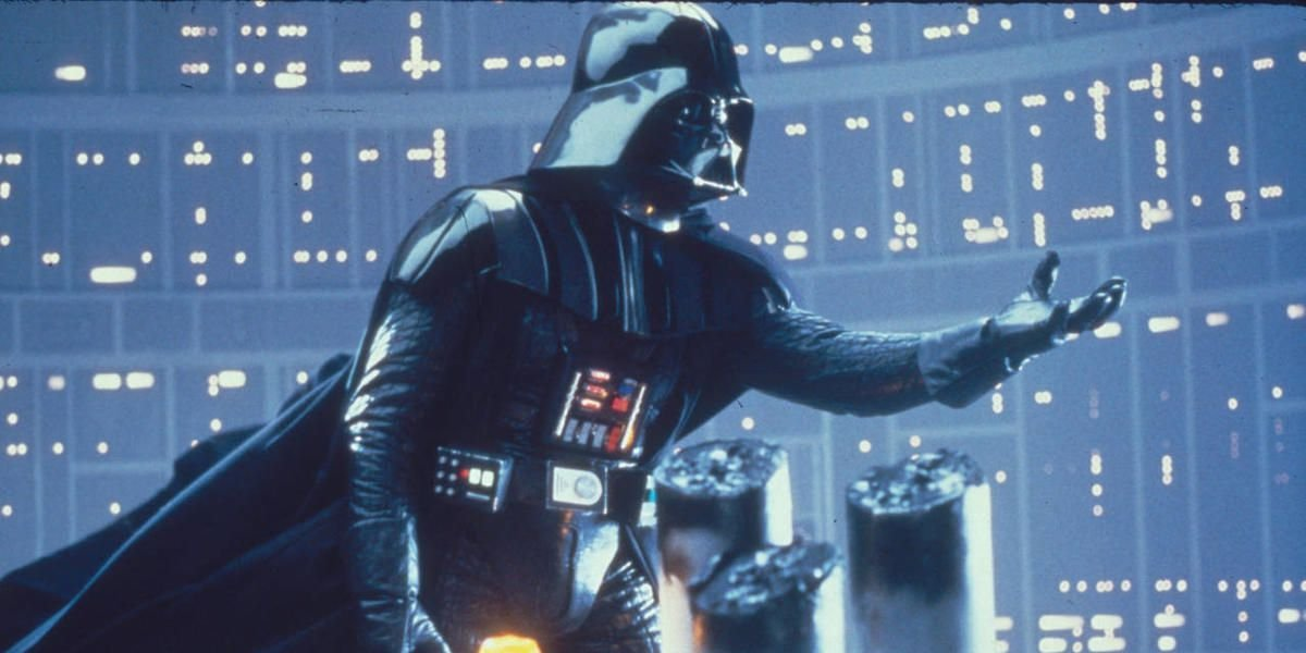 David Prowse in The Empire Strikes Back