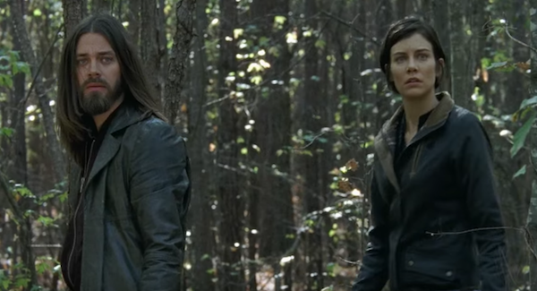 maggie jesus woods killing walker sasha walking dead