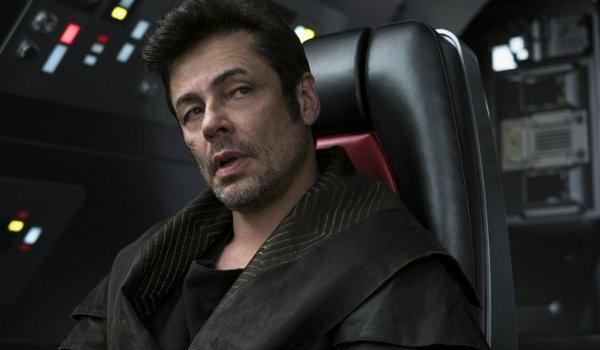 Benicio Del Toro Star Wars The Last Jedi