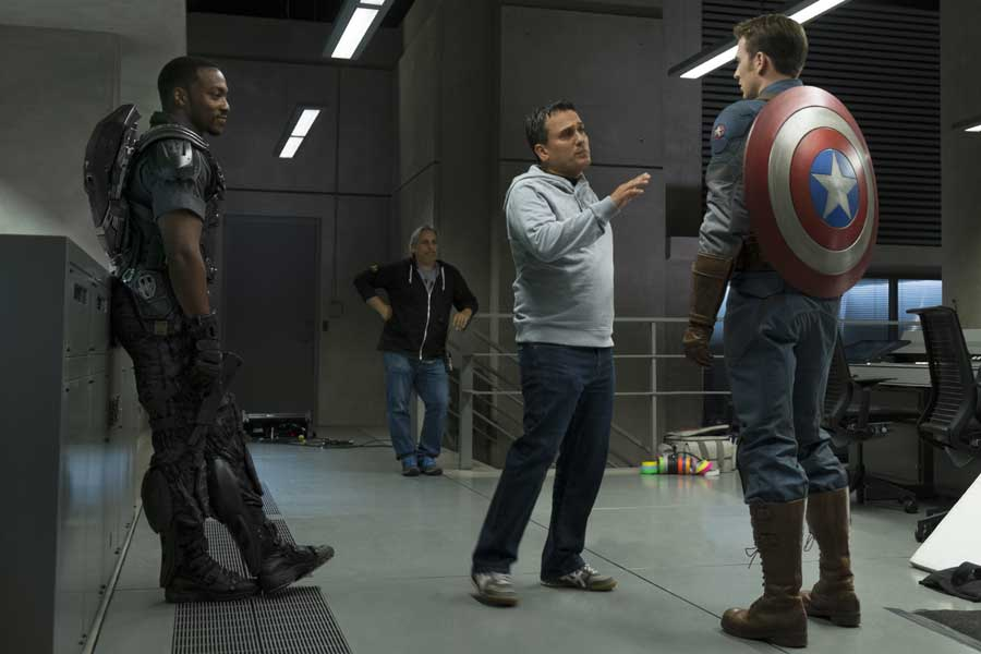 Chris Evans Talks Turning Up The Power On Captain America: 'This Has To Be More Than Bourne' #7875