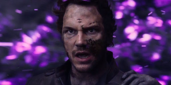 guardians of the galaxy's Peter Quill