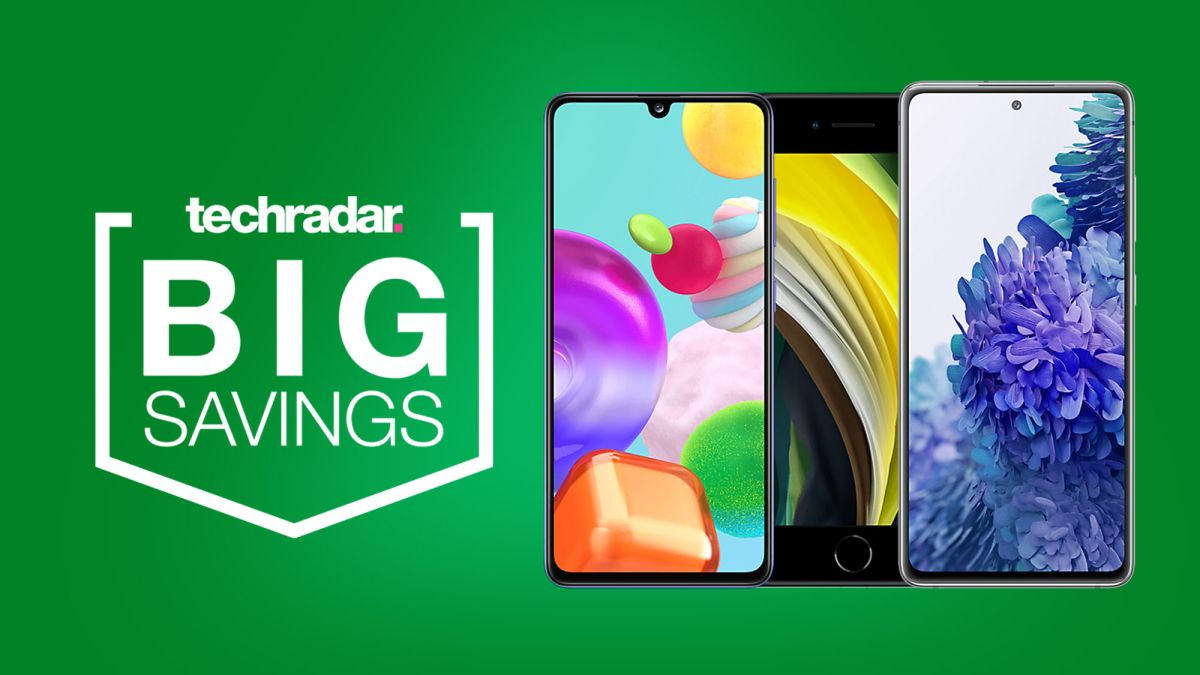 EE's January Sale: Samsung savings and iPhone deals from the UK's biggest network