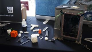 3D Printer by Made in Space to Fly to ISS
