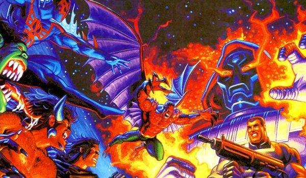 Marvel 2099 Tim Hildevrandt