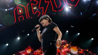 A picture of Brian Johnson