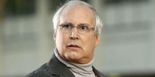 Chevy Chase in Community