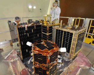 Air Force to Launch Satellites Packed With New Technologies