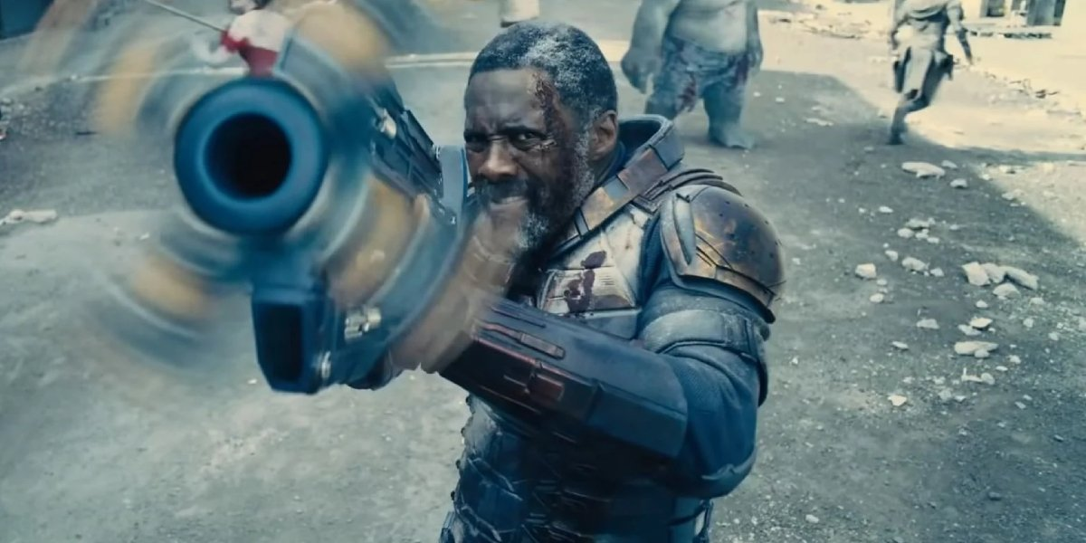 Idris Elba's The Suicide Squad Character: What To Know About Bloodsport From The Comics