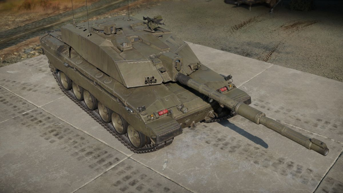 War Thunder fan says tank is inaccurate, leaks classified military documents to prove it