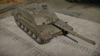 War Thunder Challenger 2 MBT