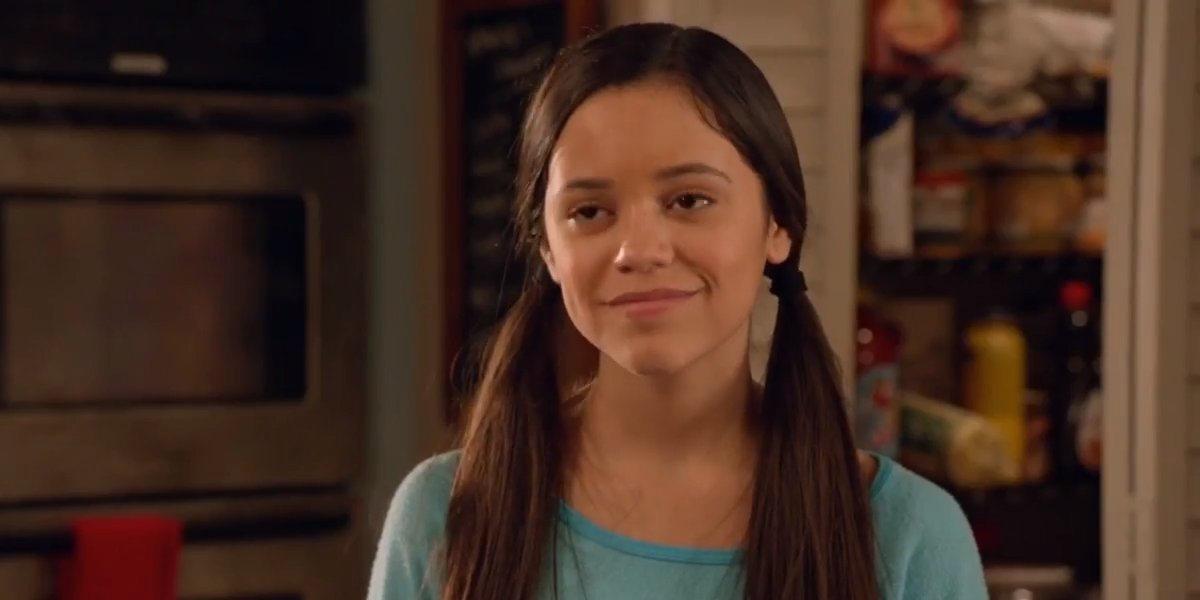 Jenna Ortega on Stuck in the Middle