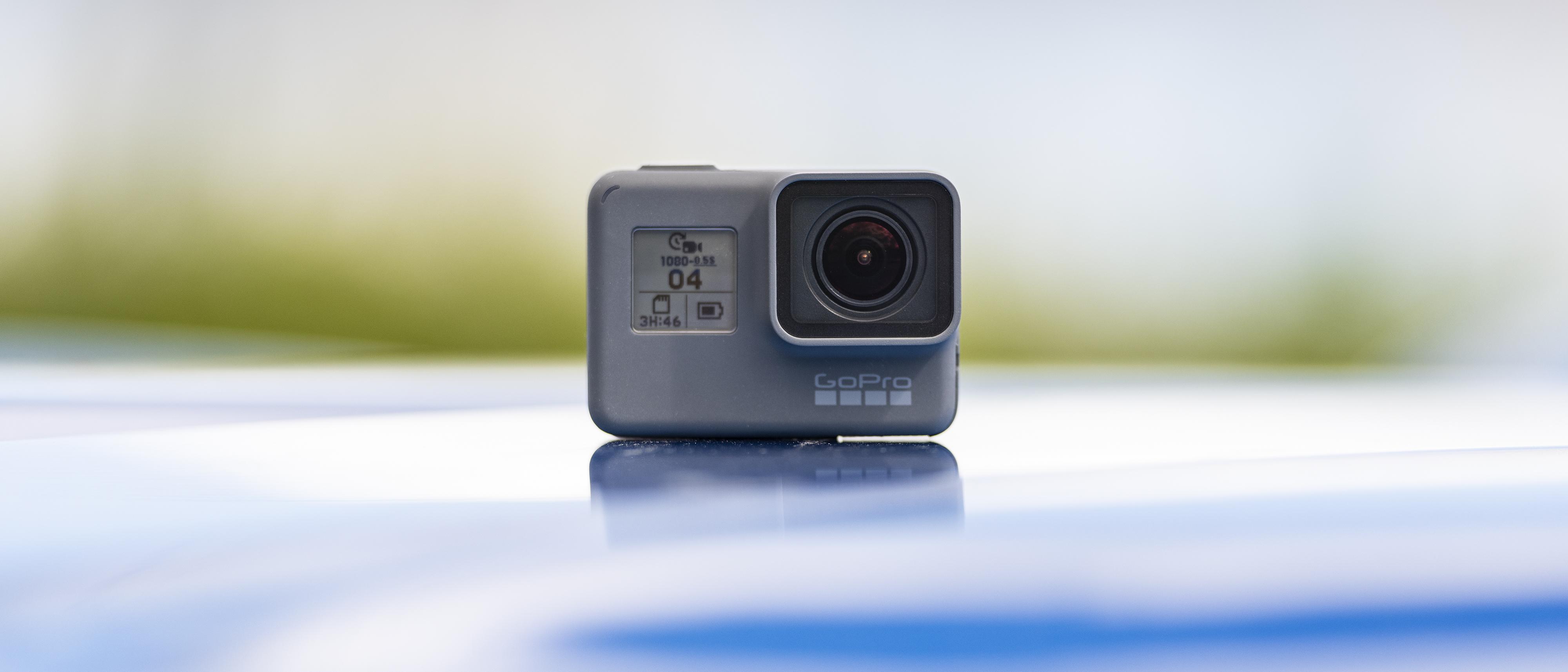 SP Gadgets cam case GoPro Edition 3.0 large blue