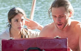 Dangerous discovery! Kat and Ash learn the shocking truth about Robbo