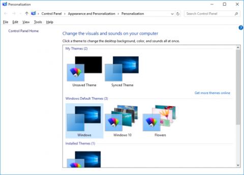 Hướng Dẫn Cách Tạo Chủ Đề Windows 10 Của Riêng Mình Đơn Giản - AN PHÁT