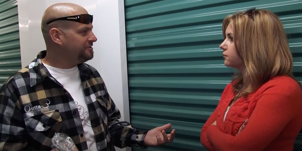 Storage Wars' Jarrod Schulz Gearing Up For Trial, Denies Domestic Altercation Incident With Ex Brandi Passante