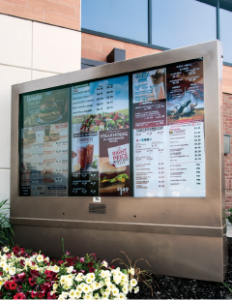 Digital Signage at Wendy's Global Locations