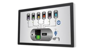 Arista Shipping ADM-2121BP Remote KVM HDBaseT Display