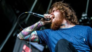 Mike Hranica of The Devil Wears Prada