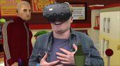 Conan O'Brien Tries Out VR, Gets His Mind Blown