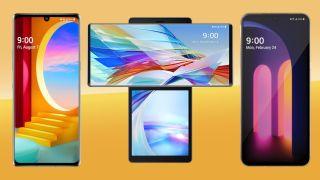 Bästa LG-mobiler
