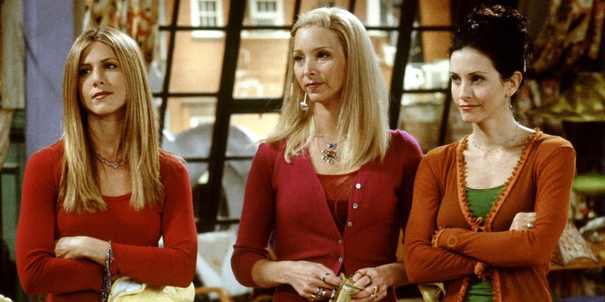 Why Friends' Lisa Kudrow Had Problems Playing Phoebe Early On