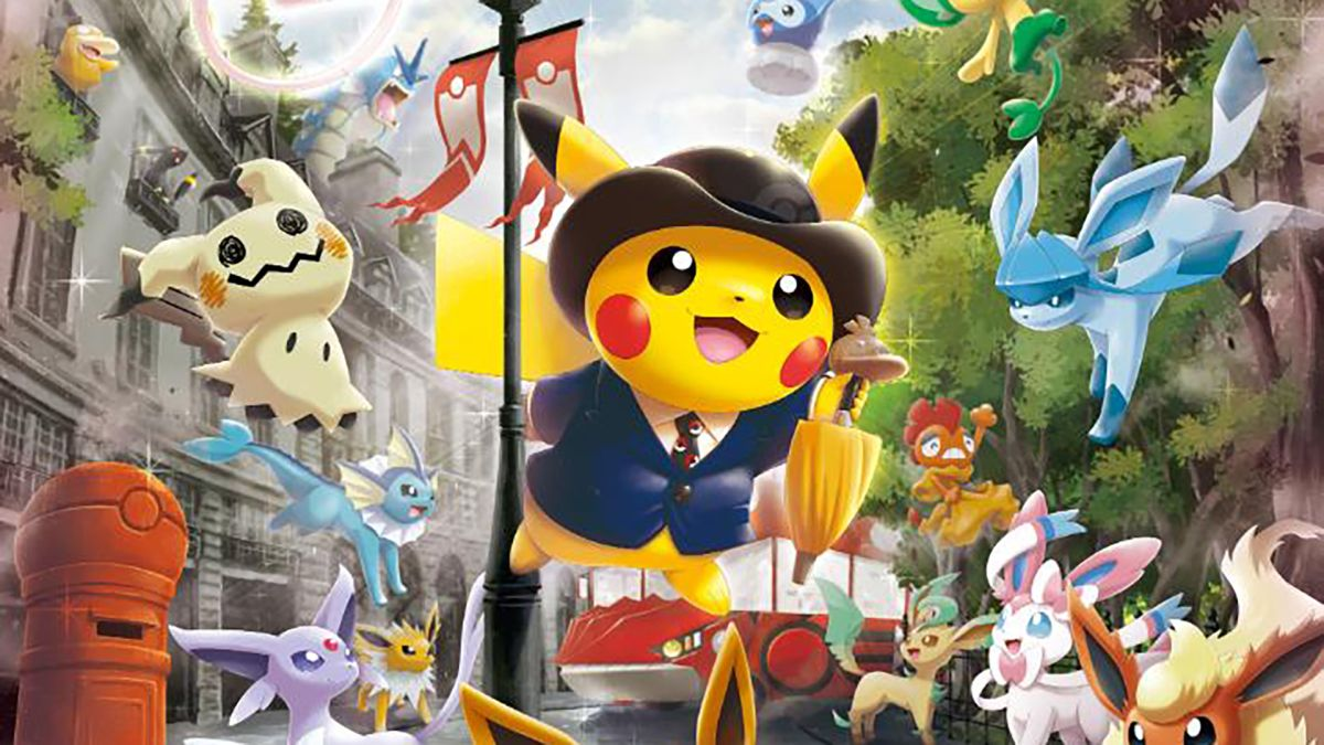 Pokemon Center London has officially opened and the queues are as long as you'd expect