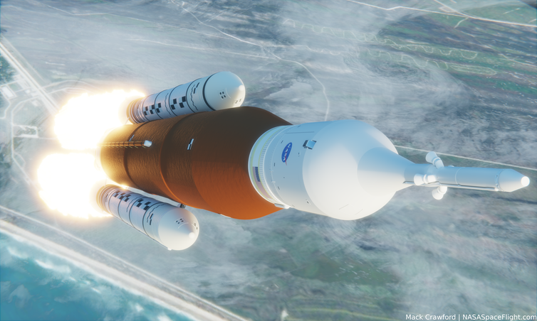 NASA targets February launch for Artemis 1 mission on its 1st first moon rocket since Apollo