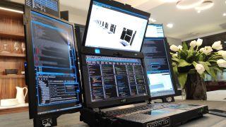 Seven Screen Laptop