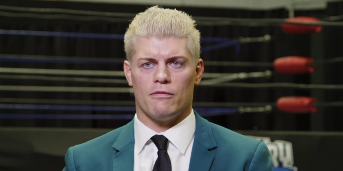 Cody Rhodes in The Toys That Made Us