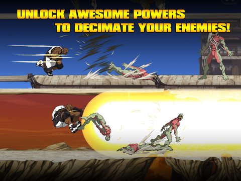 Shaq Battles Zombies In ShaqDown Mobile Game #25249