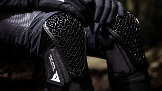 Dainese's new knee guards are comfortable and safe