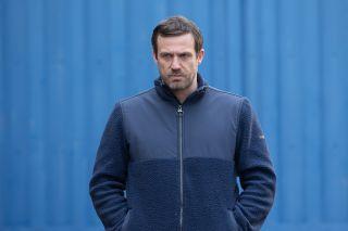 Warren Fox played by Jamie Lomas in Hollyoaks