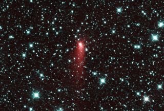 NEOWISE Views Comet Catalina