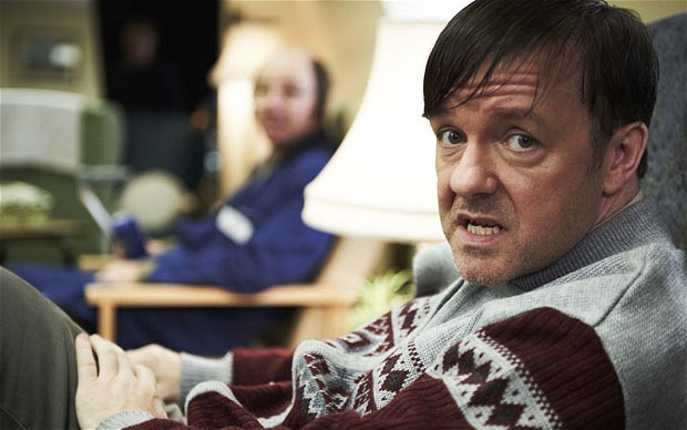 Ricky Gervais: I make TV shows for my own pleasure