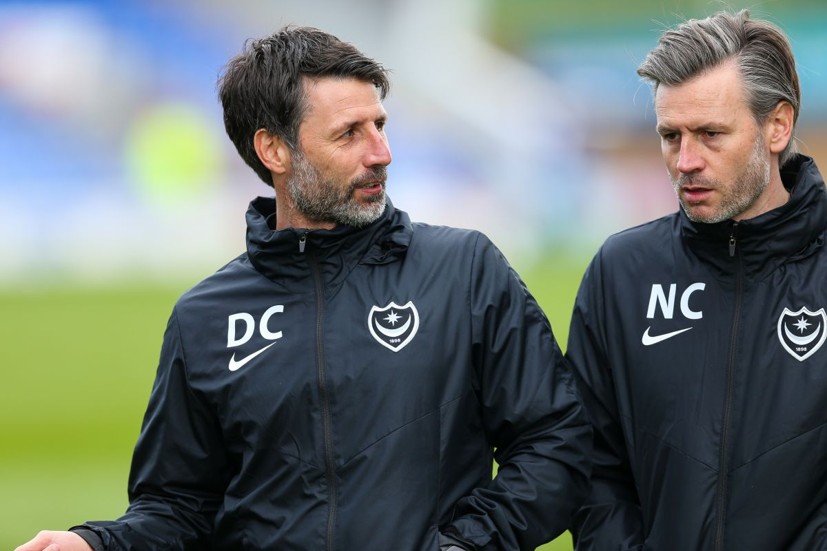 Portsmouth boss Danny Cowley agrees new long-term deal at Fratton Park