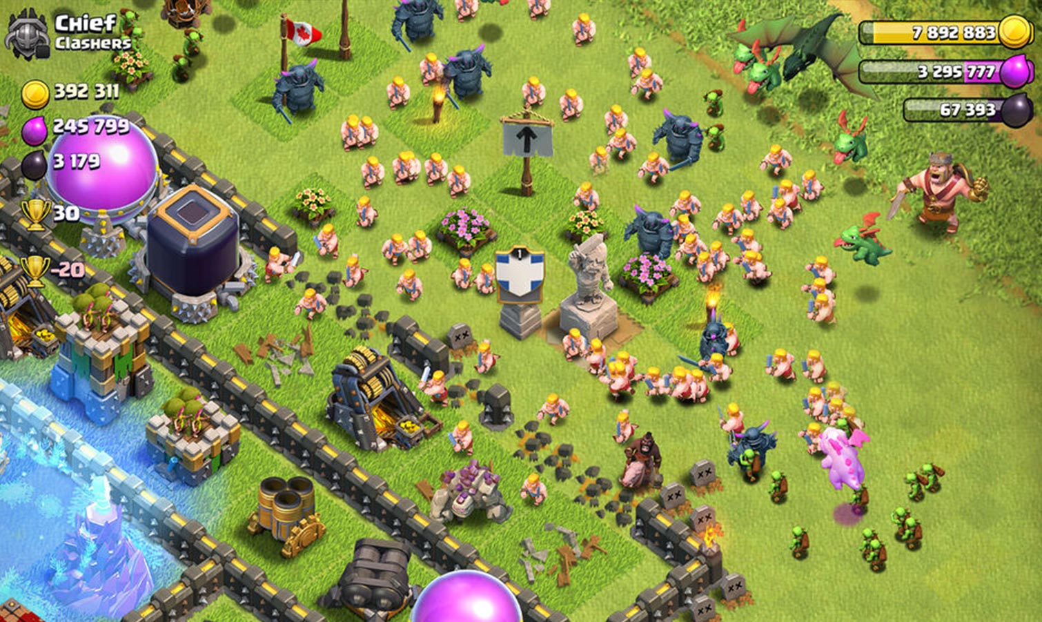 Help Me Tom's Guide: How Do I Restore My Clash of Clans Account? | Tom's  Guide