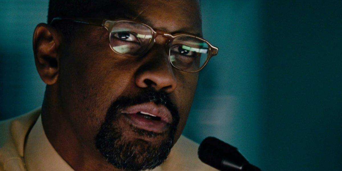 Denzel Washington in The Taking of Pellham 123