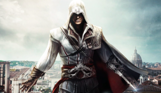 Assassin's Creed character for the Netflix adaptation.