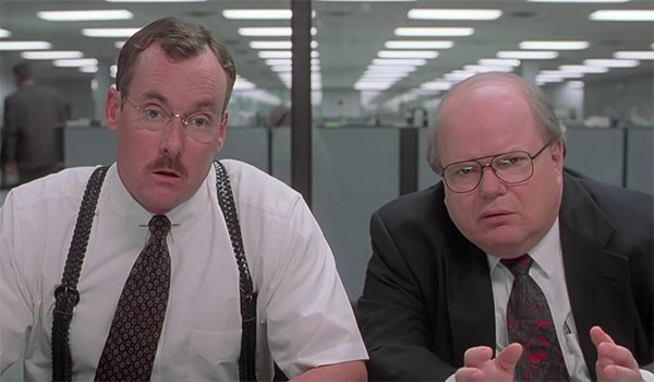 The Bobs in Office Space