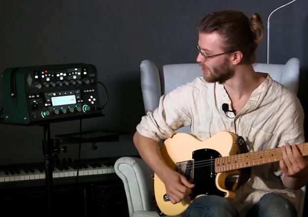 Kemper Releases Free Michael Britt Rig Pack | Guitarworld