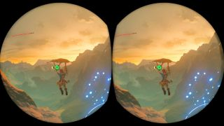 Nintendo Labo VR Goggles work great for the dedicated games, but the tacked-on VR mode for Breath of the Wild was a motion sickness disaster