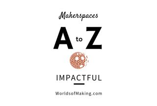 Logo: Makerspaces A to Z