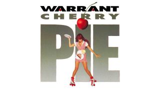 The cover of Warrant's Cherry Pie single