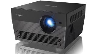 Optoma UHL55 4K LED projector gets streaming apps