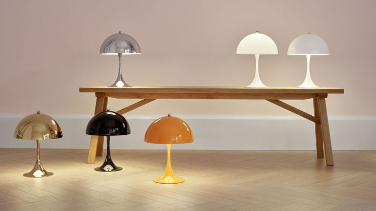 The mushroom lamp celebrates its 50th birthday this year, and this delicious design is even more appetizing than ever before